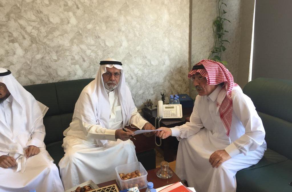 مذكرة تفاهم بين الجمعية التاريخية السعودية و مركز البحوث والتواصل المعرفي
